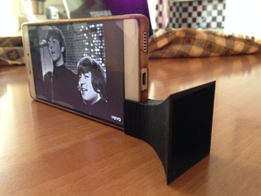Huawei P8 speaker amplifier cone + stand