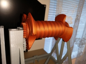 42 mm diameter shaft for Multiple Mechanism Auto-Rewind Spool Holder