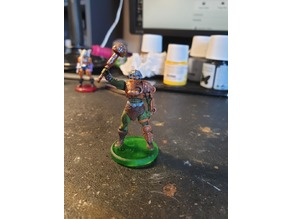 Man-At-Arms - Masters Of The Universe - Miniature