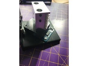 Precision Piezo Orion mount for air cooled Chimera/Chimera+
