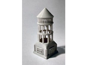 Tower, small pillar calibration