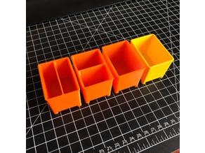Stanley Organizer - Small Bins (2 part print)