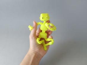 Gomeco - flexible doll