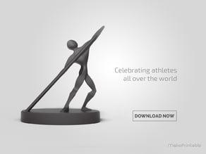 Athletic Statue