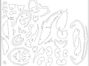 Lobstasaur