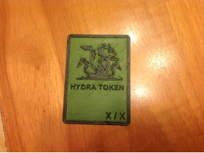 Hydra Token - MTG