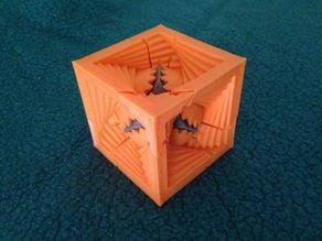 Spiral Cube Gears