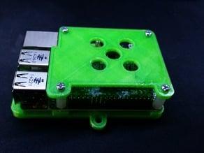 Raspberry pi case B+ easy print