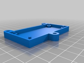 Raspberry Pi Zero W (With Pins) Case