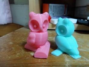"""The """"Cuty"""" Owl"""