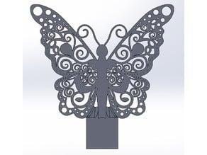 Butterfly Valve Cap