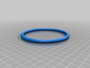 Hayword filter connection o-ring