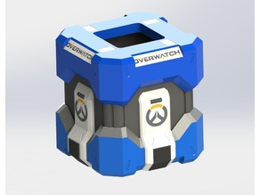 Overwatch uprising loot box