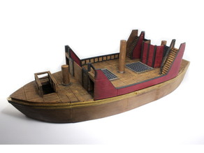OpenForge Pirate Ship: Deck