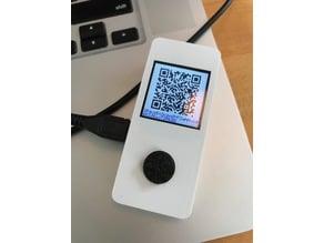 Pi-Zor: a bitcoin cold wallet