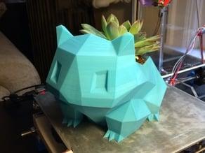 Bulbasaur (Printable with no Infill)