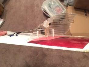 Flybot Mini Race Wing Mods (WIP)