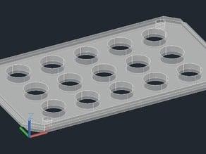 XRD-sample holder STOE STADI P COMBI