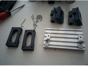 1610 bed lift plates for underbody sliders and better ER11 clearance