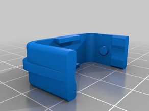 dishwasher vedette tray clip