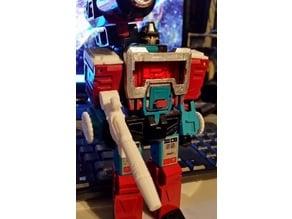 Transformers G1 Perceptor Knob