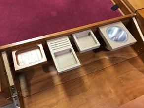 Geek Chic Table Rail Accessories