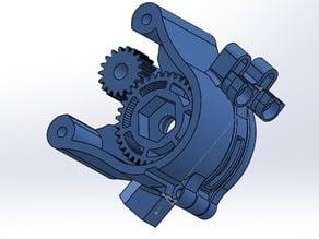 Mini Geared Extruder