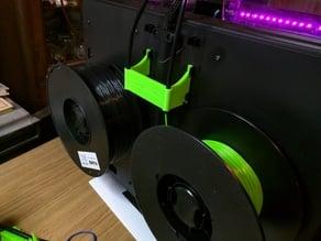 FlashForge Creator Pro 2016 Filament Feeder Tube Mod