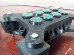 Arcade Stick Buttons No Sanwa Buttons