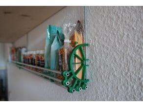 spice shelf / rack