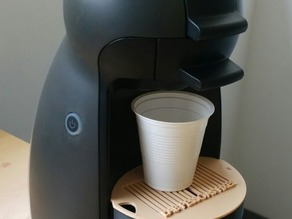 Dolce Gusto Piccolo Base and tray