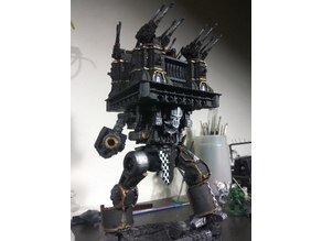 Epic Emperor Titan - Class Warmonger upgrade kit
