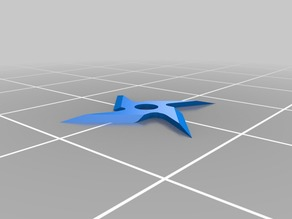 Ninja Star (Shuriken)