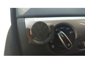 VW Volkswagen Pop Socket Clip Holder Mount
