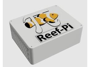 reef-pi Aquarium Controller Brain with blank I/O panel
