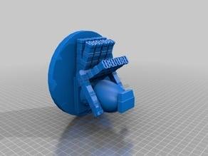 Robotech RRT Strategy GAME PIECE RECONSTRUCTION BLUES ATMO-SCRUBBER