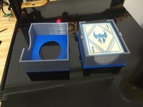 D&D Paladin Spell Card Box