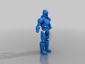 BatMan Vs Superman Armour Suit/ Model Full Size