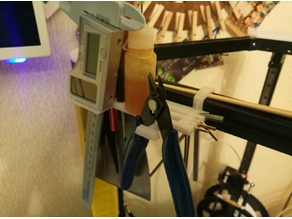anycubic kossel mini tool bar
