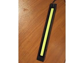 LED Bar holder for Lack enclosure