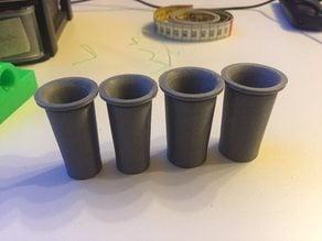 Venturi Velocity Stack for Kreidler Florett RS LVS
