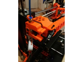 MOD: Anycubic i3 mega printed X axis cable chain