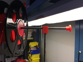 Anet A8 spool holder pieces