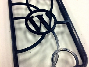 WordPress iPhone Case