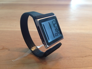 NanoWatch For IpodNano