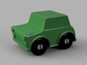 Austin Mini - Duplo Compatible