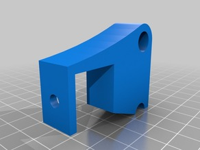 Lead screw support for flsun prusa i3