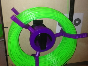Resizable Loose Filament Spool