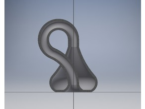 Nice Looking Klein Bottle, IPT files if you want to edit it