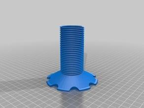 Ender-3 Spool Adapter All sizes Remix (longer)